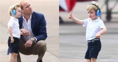 """Chiêm ngưỡng thời trang """"đẹp từ trong trứng"""" của hoàng tử bé nước Anh"""