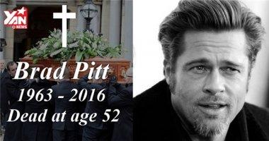 Rộ tin đồn Brad Pitt tự tử sau ồn ào ly hôn?