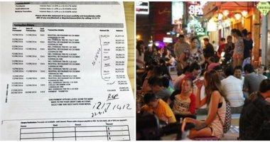 """Khách Tây """"bay"""" gần 700 triệu đồng do quẹt thẻ tại nhà hàng Việt Nam"""