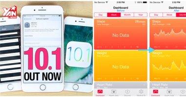 iOS 10.1:  Nâng thì lỗi, không nâng thì mất dữ liệu ?!