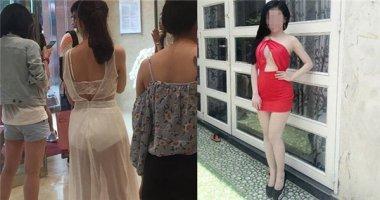 """Hốt hoảng trước kiểu váy không thể """"mát mẻ"""" hơn của giới trẻ Việt"""