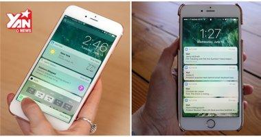 Hơn phân nửa người dùng đã lên iOS 10, bạn đã lên cho iPhone chưa?