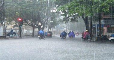 Hôm nay, các tỉnh thành cả nước sẽ hứng mưa giông trên diện rộng