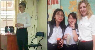 """Đây chính là cô giáo Tây """"đốn tim"""" học sinh Việt bằng nụ cười tỏa nắng"""