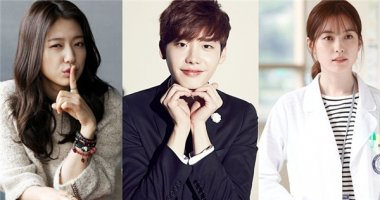 """Đọ độ hòa hợp với """"mĩ nam"""" Lee Jong Suk của Han Hyo Joo và Park Shin Hye"""