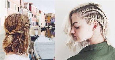 5 kiểu tóc tết cực xinh cho các nàng tóc ngắn