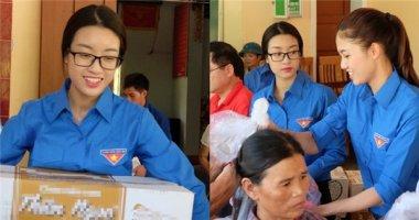 Mỹ Linh, Thanh Tú lấy tiền catse làm từ thiện