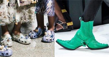 Những mẫu giày dép hàng hiệu bị chê thậm tệ vì quá xấu