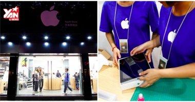 """Thâm nhập cửa hàng Apple Store """"nhái"""" ở Trung Quốc xem có gì?"""