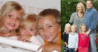 """Sự """"trở về"""" kì diệu của 3 đứa trẻ đã mất trong tai nạn giao thông"""
