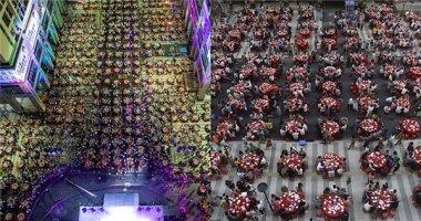 """Choáng với đại tiệc tân gia """"chùa"""" với 15.000 người tham dự"""