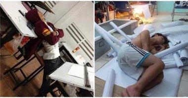 Chỉ có sinh viên kiến trúc mới thấm thía những hình ảnh này...