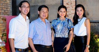 Những sự trùng hợp hiếm thấy giữa Hà Tăng và mẹ chồng