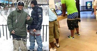 Bỏng mắt với trào lưu diện quần tụt kiểu Justin Bieber của giới trẻ
