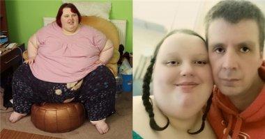 Cô nàng béo nhất nước Anh bị bạn trai chia tay vì... ham giảm cân