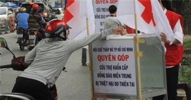 Người Sài Gòn cứu trợ: thấy xót trong dạ là làm thôi, có nghĩ gì đâu