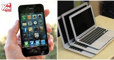 """Chính thức """"khai tử"""" iPhone 4 và MacBook Air 2010 vì quá lỗi thời"""