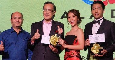 Khả Ngân nhận giải Miss Asean Celebrity Explore Quest Malaysia