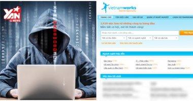 Người dùng Vietnamworks cần đổi ngay mật khẩu để bảo mật thông tin