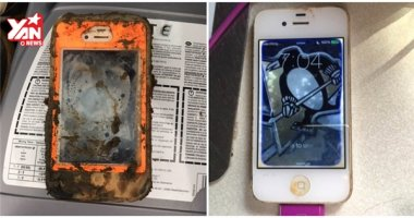 """Khó tin iPhone 4 """"sống sót"""" sau 1 năm chìm dưới hồ"""