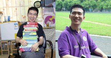 Chàng trai bại não bẩm sinh và ước mơ trở thành tiến sĩ