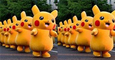 """Pokemon khổng lồ """"siêu đáng yêu"""" xuất hiện tại sân bay Changi"""