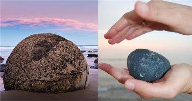 Tảng đá có nặng không?