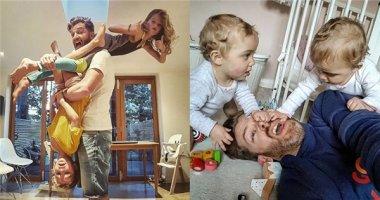Dở khóc dở cười cuộc sống ông bố trẻ và bốn cô con gái quậy hơn giặc