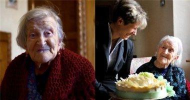 Bất ngờ trước bí quyết sống lâu của cụ bà thọ nhất thế giới