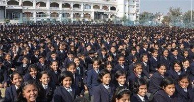 Choáng với ngôi trường có lượng học sinh lớn nhất thế giới