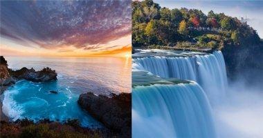 """Nước Mỹ """"mê hoặc"""" cả thế giới với những địa danh đẹp say lòng người"""
