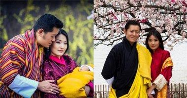 Chuyện tình lãng mạn của Nhà vua Bhutan với cô gái thường dân