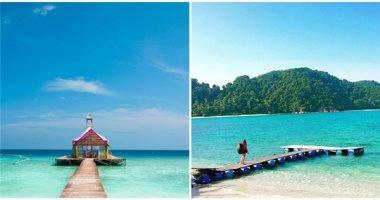 Du lịch Malaysia giờ là phải đi biển, vì biển đẹp thế này cơ mà!