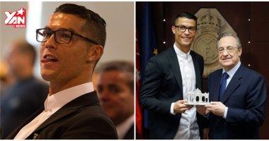 """Ronaldo dính án phạt chỉ vì """"ngáo ngơ"""" mang chiếc kính này"""