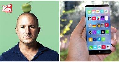 Thiên tài thiết kế iPhone sẽ không làm iPhone mới nữa?