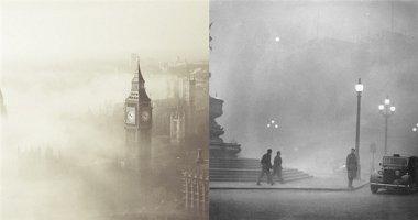 """Vén màn lớp """"sương mù sát thủ"""" làm 12.000 người thương vong ở London"""