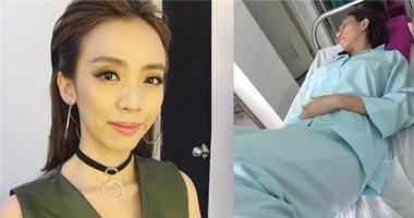 """Sao Việt lo lắng khi """"hoa hậu hài"""" Thu Trang nhập viện cấp cứu"""