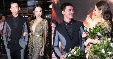 """Angela Phương Trinh khen ngợi Võ Cảnh là """"chuẩn soái ca và đúng gu"""""""