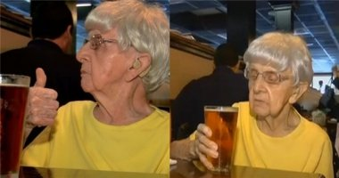 Uống bia mỗi ngày giúp cụ bà 103 tuổi sống khỏe mạnh
