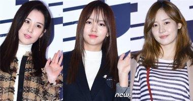 Kim So Hyun tự tin khoe sắc bên cạnh hai mĩ nhân tiêu biểu của Kpop