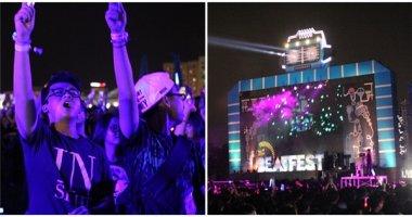 """Giới trẻ Sài thành đã """"quẩy tung nóc"""" lễ hội YAN Beatfest như thế đấy!"""