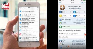 iOS 10.1.1 vừa ra mắt đã chính thức bị bẻ khóa thành công
