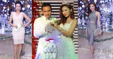 Dàn sao Việt nô nức dự đám cưới diễn viên điển trai Thiên Bảo