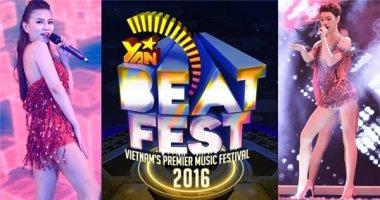 Sự trở lại của hai bà mẹ một con quyến rũ bậc nhất Vbiz ở YAN Beatfest