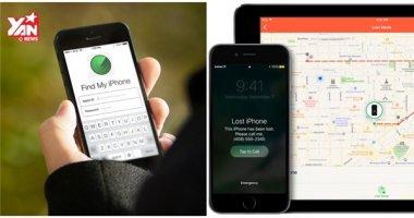 """Không lo mất iPhone nữa với tính năng bảo mật """"siêu mạnh"""" của Apple"""