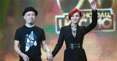 """Thu Minh, Huy Tuấn """"thách thức"""" Hoàng Touliver trên sóng truyền hình"""