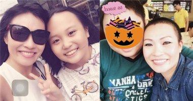 Phương Thanh công khai ảnh con gái và hé lộ chân dung con trai