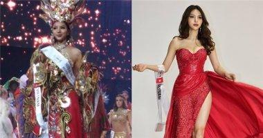 Vừa giành giải phụ, Khả Trang bị thương tại Hoa hậu Siêu quốc gia