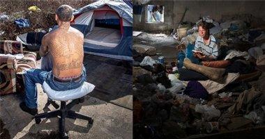 Những hình ảnh cho thấy nước Mỹ không hề hoa lệ như bạn tưởng