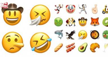 Loạt emoji mới của Apple trên iOS 10.2 có gì hot?